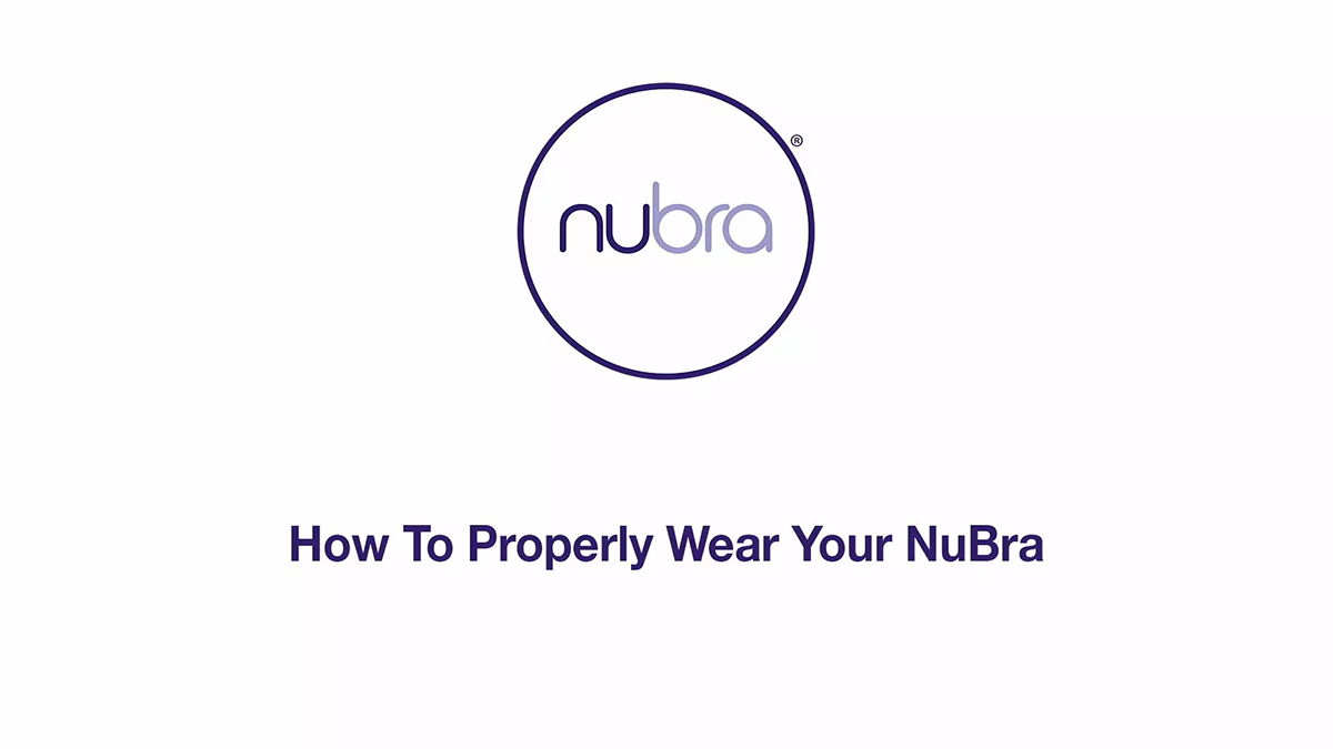 NuBra - How To Wear